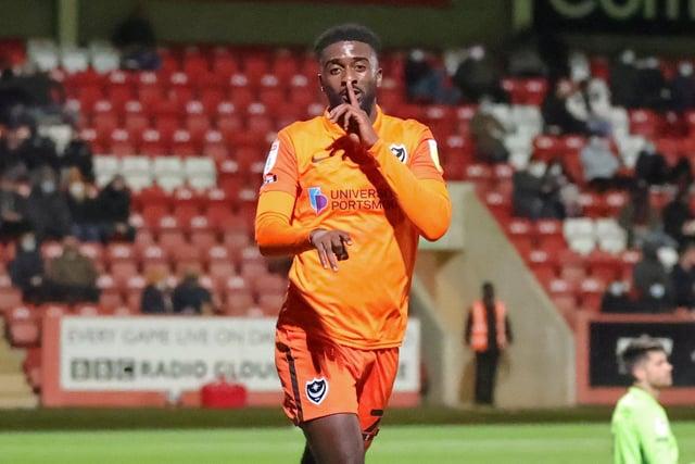 Jordy Hiwula starts at Wembley