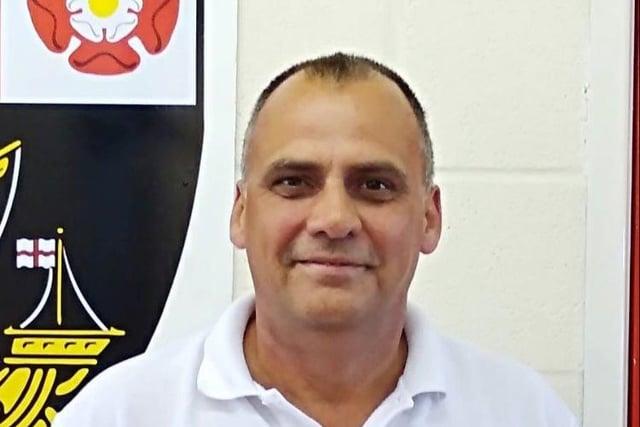 Fareham Town boss Pete Stiles