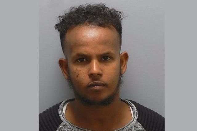 Sarman Ahmed was jailed for 30 months at Portsmouth Crown Court. Picture: Hampshire police