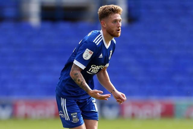 Ipswich midfielder Teddy Bishop.  Picture: Stephen Pond/Getty Images