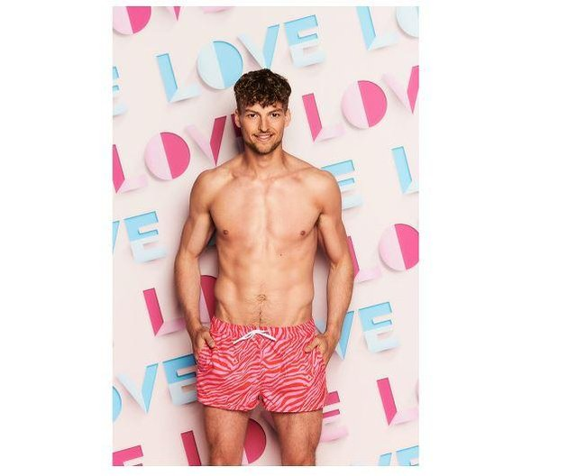 Hugo Hammond, 24, from Hampshire, has been selected for Love Island 2021. Picture: ITV