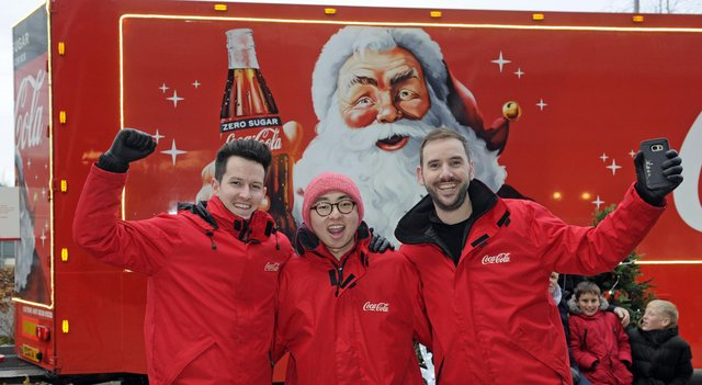 Coca Cola's 'tear jerking' 2020 Christmas advert is out now