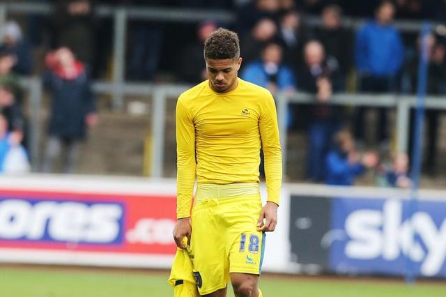 Former Pompey loan defender Josh Passley