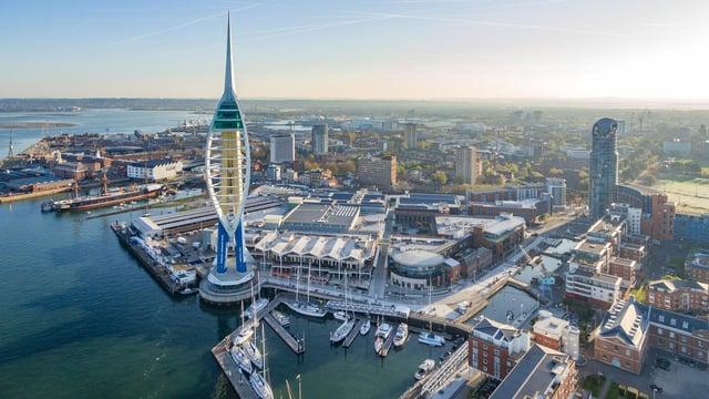GV of Portsmouth
