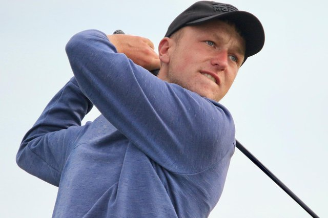 Lee-on-the-Solent Golf Club's Will Green. Picture: Andrew Griffin/AMG Pictures