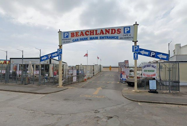 Beachlands at Hayling Island. Picture: Google Maps
