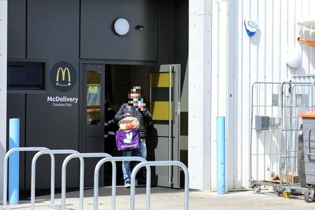 McDonalds, Unit 8, Partnership Park, FrattonPicture: Chris Moorhouse (jpns 040521-02)