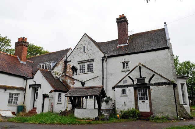 Wymering Manor is said to be Hampshire's most haunted building. Picture: Malcolm Wells