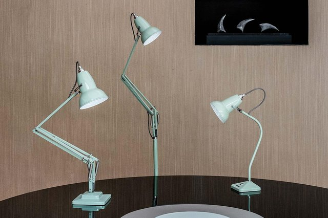 Anglepoise has created a new collection to raise funds for the National Trust