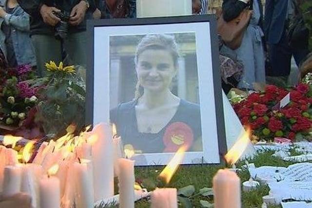 Jo Cox was tragically murdered in June 2016.