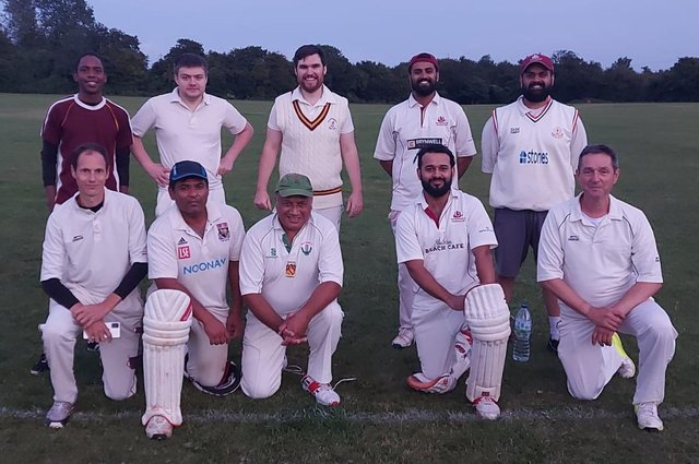 Portsmouth Academics cricket team will be playing from sunrise to sunset on the longest day of the year to raise money for two charities