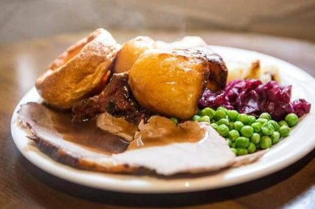 Sunday roasts Portsmouth
