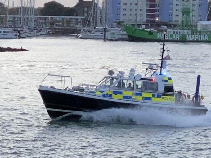 Armed Forces storm oil tanker to end 'suspected hijacking' off the Isle of Wight coast