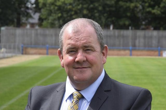 Fleetlands chairman Iain Sellstrom