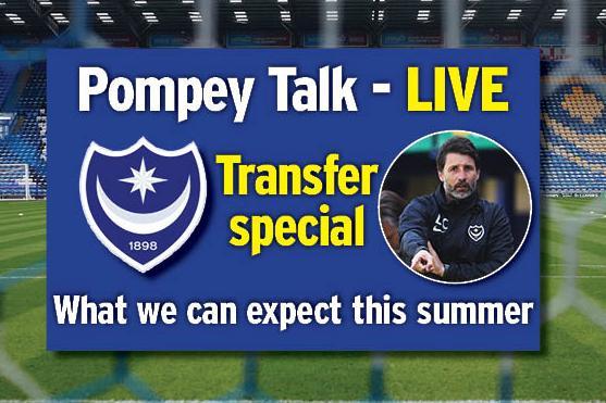 Pompey Talk: transfer special