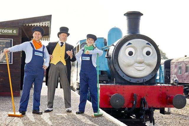 Watercress Railway, Thomas & Friends. Image by Paul Michael Hughes