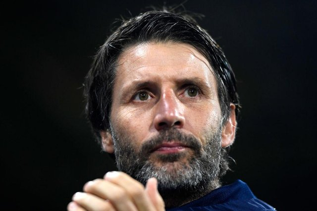 Danny Cowley. (Photo by George Wood/Getty Images)