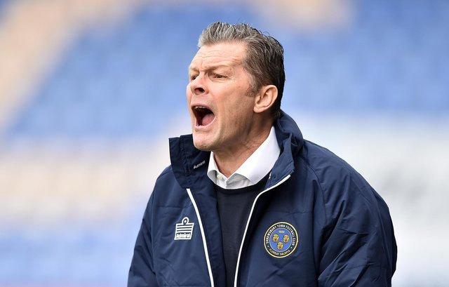 Former Pompey boss Steve Cotterill.  Picture: Nathan Stirk/Getty Images