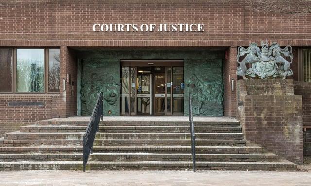 Portsmouth Crown Court. Picture: César Moreno Huerta