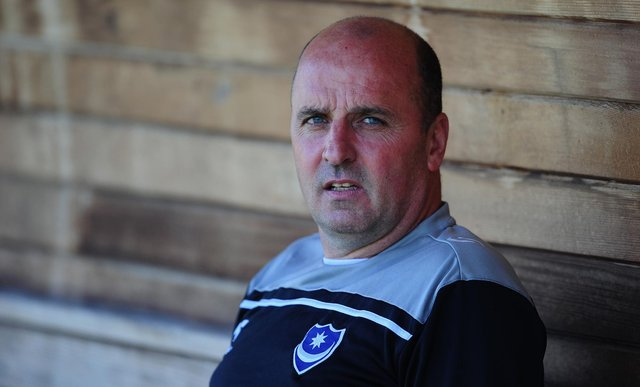 Former Pompey boss Paul Cook is the new manager of Ipswich Twon.  Picture: Harry Trump/Getty Images