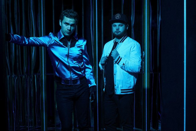 Royal Blood (Mike Kerr and Ben Thatcher) are headlining Sunday at Victorious Festival, 2021. Picture by Mads Perch